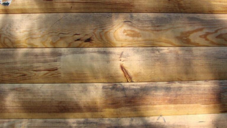 Can You Use Non Pressure Treated Wood Outside