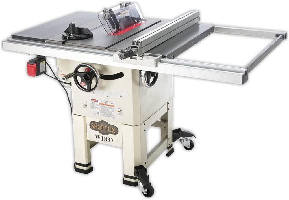 Hybrid Table Saw