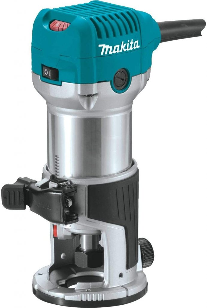 1. Makita RT0701C Wood Router Router Under 100 - Best Overall