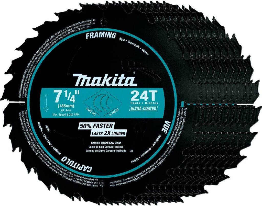 "Makita A-94530-10 7-1/4"" Circular Saw Blade"