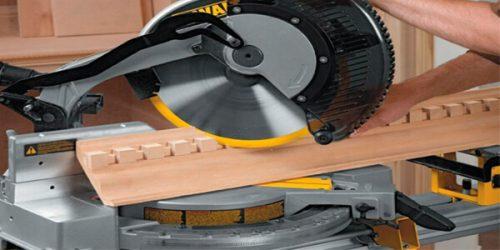 radial arm saw vs compound miter saw