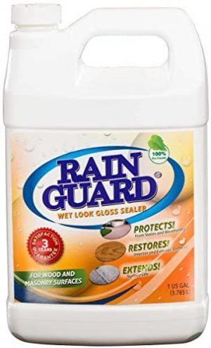 Rainguard 1 Gal Homeowner Wood Sealer