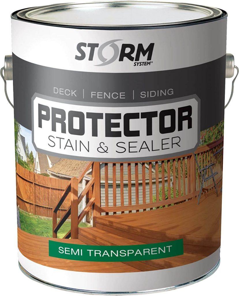 STORM SYSTEM Storm Protector Penetrating Sealer