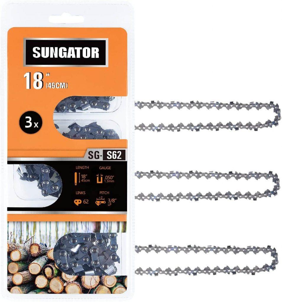 SUNGATOR SG-S62 3-Pack