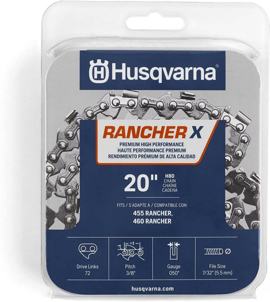 Husqvarna 531300441 H-80 Chainsaw Chain