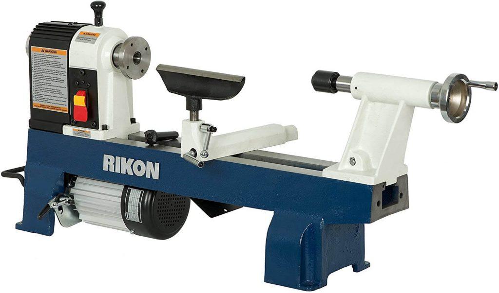 6. RIKON 70-100 12-by-16-Inch Mini Lathe