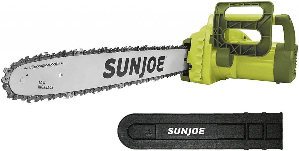 Sun Joe SWJ701E Electric Chain Saw